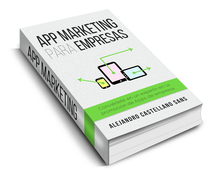 Portada Libro App Marketing para Empresas