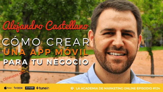 Entrevista en la Academia de Marketing Online